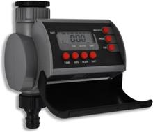 vidaXL Automatisk vattentimer för trädgård med digital skärm