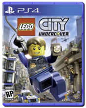 LEGO City: Undercover - Sony PlayStation 4 - Lapset