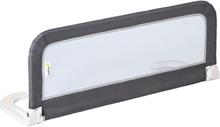 Safety 1st Portabelt sängskydd metall grå 24835510