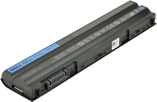 Laptop batteri 5G67C til bl.a. Dell Latitude E5420 - 5200mAh - Original Dell