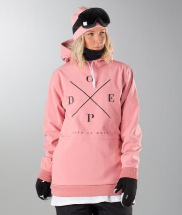 Dope Snowboardjakke Awe Unisex