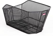 Unix Verio Fixed Installation Basket black 2020 Cykelkorgar för pakethållare