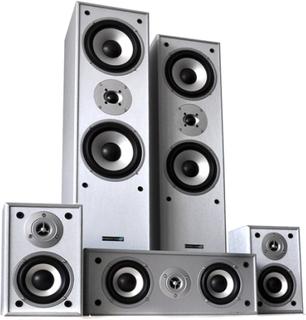 LTC surround högtalarset hemmabio 1150W