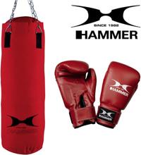 HAMMER BOXING Boksesett Pro