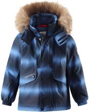 Furu Jacket Vaaleansininen 122