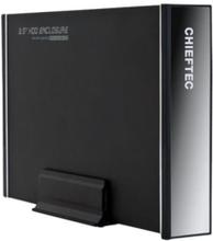 "Chieftec CEB-7035S HDD Encl 3.5"" SATA HDD, USB 3.0, Alu"