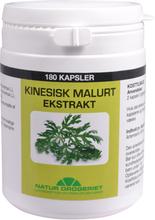Natur Drogeriet Kinesisk Malurt Ekstrakt - Høj koncentration (180 kap.)