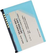 HP iPAQ HX2400, 3,7V, 1400 mAh