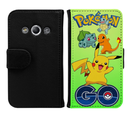 Samsung Galaxy Xcover 3 Plånboksfodral Pokemon Go - CDON.COM