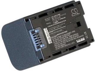 JVC GZ-E220-S, 3.7V (3.6V), 2700 mAh