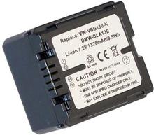Panasonic NV-GS90, 7.2V, 1320 mAh