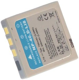 Samsung Digimax i50 MP3, 3.6V (3.7V), 710 mAh