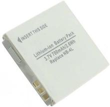 Canon IXUS 255 HS, 3.6(3.7V), 700 mAh