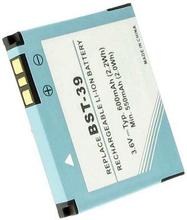 Sony Ericsson W380a, 3.6V (3.7V), 600 mAh