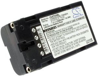 Intermec 5023 Hand Held, 7.4V, 2200 mAh