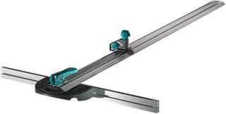 wolfcraft Vinkellinjal med parallellkutter 1000 mm 4008000
