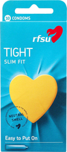 Tight Slim Fit, Condoms 10-pack RFSU Kondomit