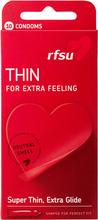 Thin For Extra Feeling, Condoms 10-pack RFSU Kondomer