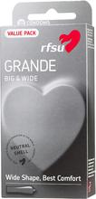 Osta RFSU Grande - Big & Wide, Condoms 30-pack RFSU Kondomit edullisesti