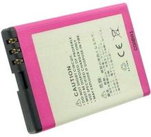 Nokia 5235 Comes With Music, 3.6V (3.7V), 1100 mAh