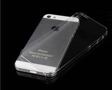 iPhone 5 5s SE crystal clear skal klart hårt skal 4dc14dfdfbb94