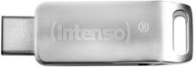 USB-stik INTENSO 3536470 16 GB Sølvfarvet