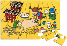 Pippi Långstrump Golvpussel 24 bitar