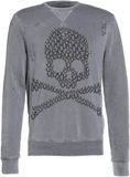 True Religion SKULL Sweatshirt black