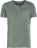 True Religion Tshirt bas dusty olive