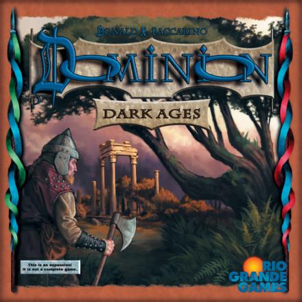 Dominion Dark Ages Brettspill Utvidelse Expansion til Dominion
