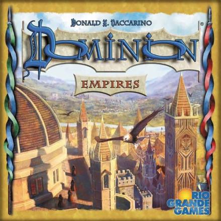 Dominion Empires Expansion Utvidelse til Dominion Brettspill
