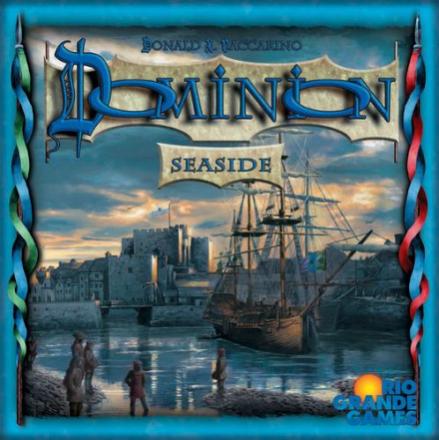 Dominion Seaside Brettspill Utvidelse Expansion til Dominion