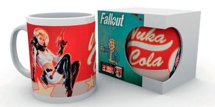 Fallout Kopp Nuka Cola Lady