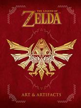 Legend of Zelda Art & Artifacts (Bok) Bind 2 i The Goddess Collection Trilogy