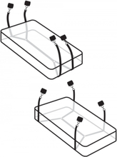 Wraparound Mattress Restraints