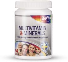 BeVital | Multivitamin & Minerals