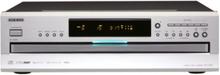 Onkyo DX-C390 CD-växlare, Silver