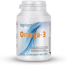 Topformula | Omega-3 Fiskolja