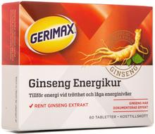 Gerimax | Ginseng Energikur