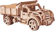 Wood Trick Eco-Wood-Art Byggmodell i trä pickup