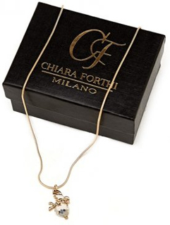 Guardian Angel Necklace-Chiara Forthi