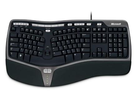 Microsoft Natural Ergonomic Keyboard 4000 (Nordisk)