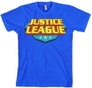 Justice League Classic Logo, Basic Tee