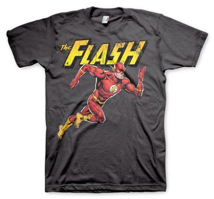 The Flash Running T-shirt, Basic Tee