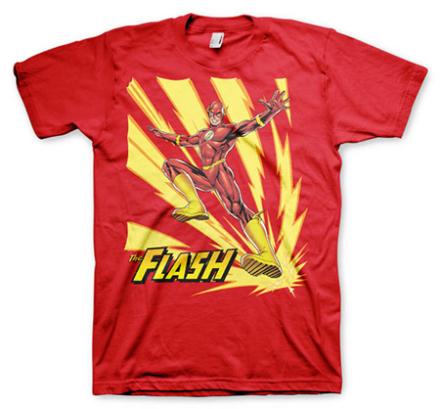 The Flash Jumping T-shirt, Basic Tee