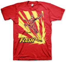 The Flash Jumping T-shirt, Basic Tee