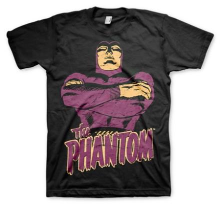 The Phantom T-Shirt, Basic Tee