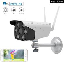 smart home EWelink smart camera 1080P HD Color Sensor IP66 Waterproof and dustproof outdoor camera intelligent new arrival drop