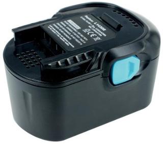 Ersättningsbatteri AEG 14.4V 3000mAh Ni-MH Svart