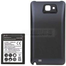 Högkapacitetsbatteri Galaxy Note kompatibelt med Samsung